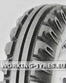 Pneus Directionnels - Tracteur - Continental T9 5.00-16 4PR TT