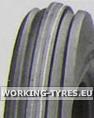 Outils Agricoles/Faneuse - KingsTire KT802 Set 3.50-6 4PR TT