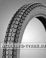 Pneus Cyclomoteurs - KingsTire KT919 2 1/2-14 (2.50-14) 4PR TT