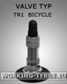 Chambre à air - Tondeuses à Gazon, Mini Tracteurs - Chambre à air 12 1/2x2 1/4 TR1